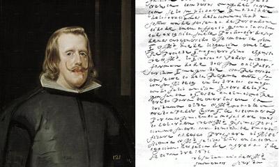El rey Felipe IV de España