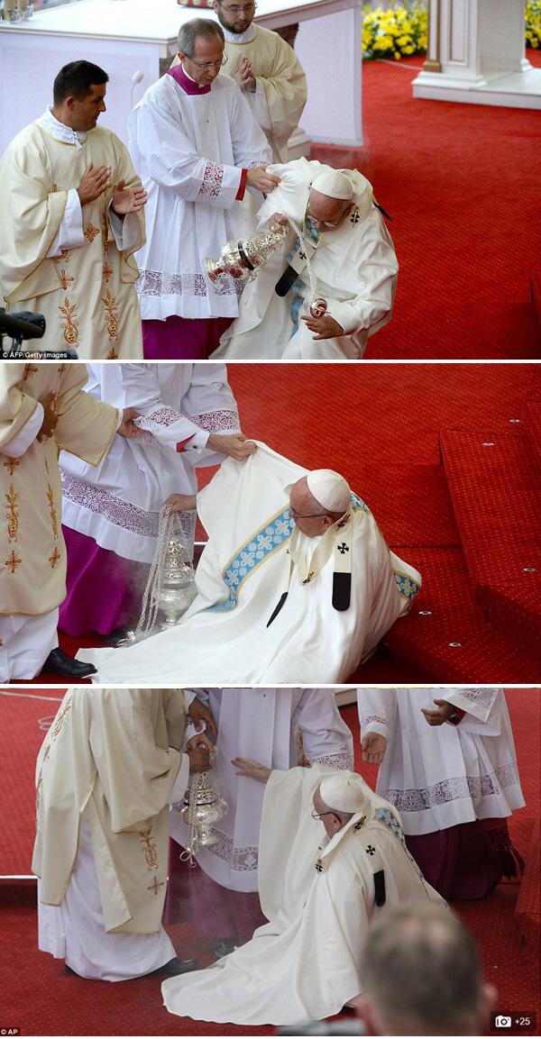 Papa fals en Czestochowa 02