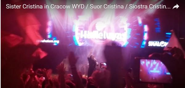 Sor Cristina en Cracovia -1