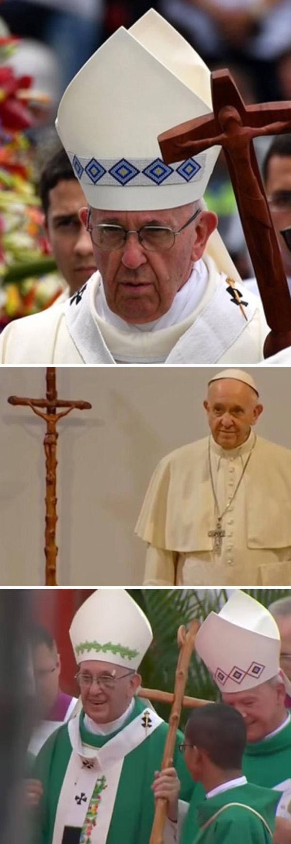 Pauperist papal crossier 2
