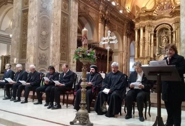 Ecumenismo en Buenos Aires