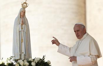 Francis en Fátima