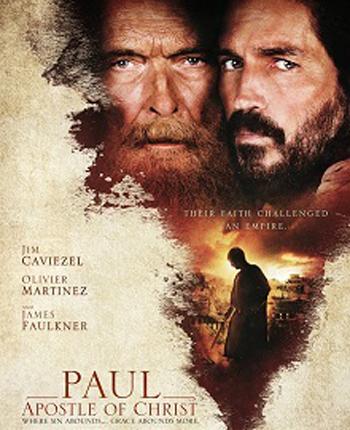 Mueva el póster para Pablo, Apóstol de Cristo