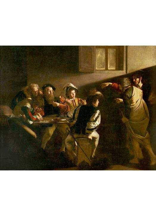 La Vocation De Saint Matthieu : vocation, saint, matthieu, Icône, Vocation, Saint, Matthieu, Boutique, Chrétienne