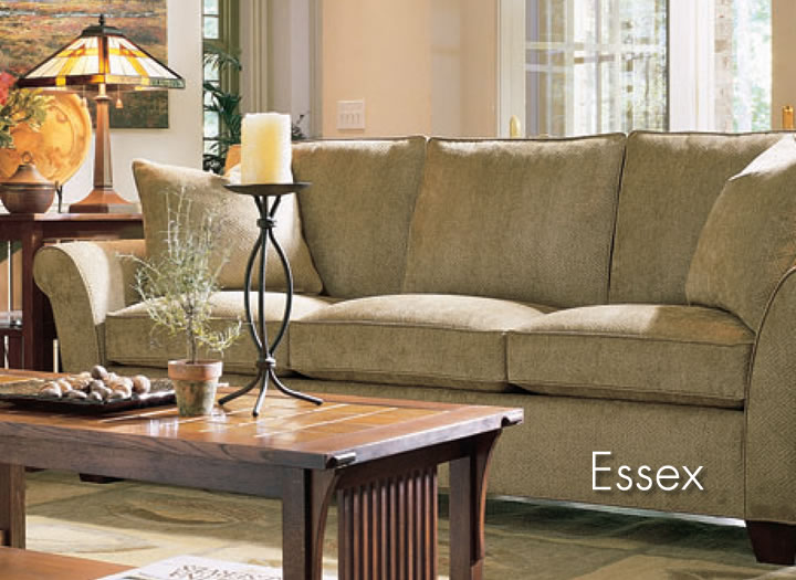 Stickley furniture collections at Traditions
