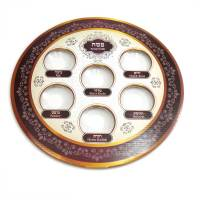 Passover Gifts|Seder Plates|Cardboard Disposable Seder Plate