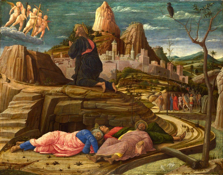 sleeping apostels