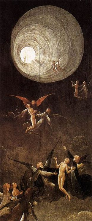 Bosch Ascent_of_the_Blessed