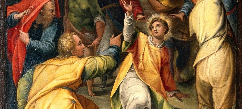 Predigten zum Evangeliumstext der Alten Messe – Festtage 1 – St. Stephanus