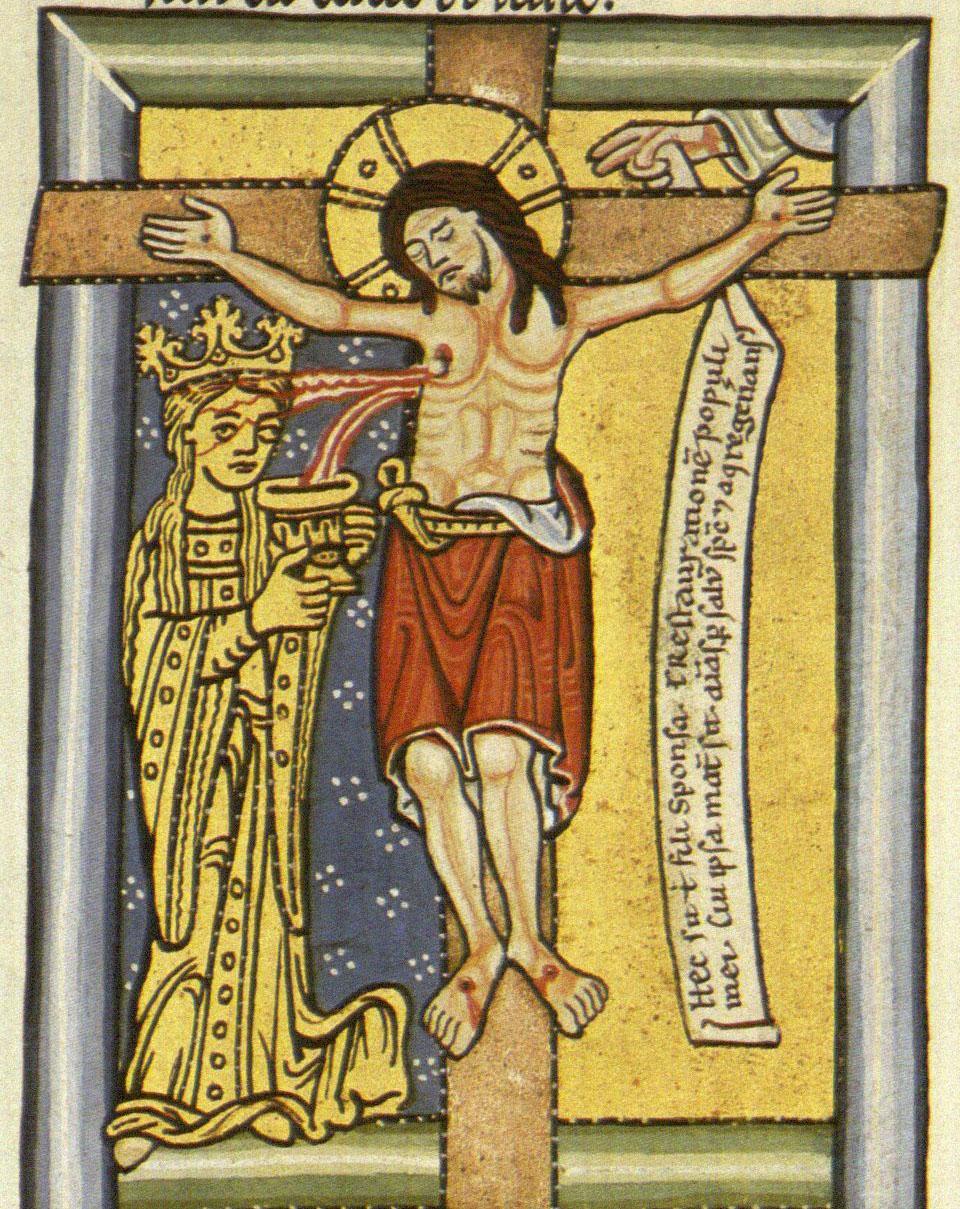 Hildegard_of_Bingen_Rupertsberg_Scivias_Fol_86r_II-6_Crucifixion