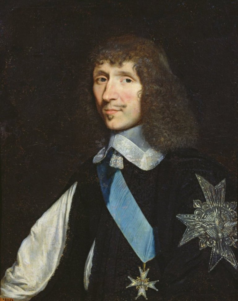Leon Bouthilier (1608-52) Comte de Chavigny, after 1643 (oil on canvas)