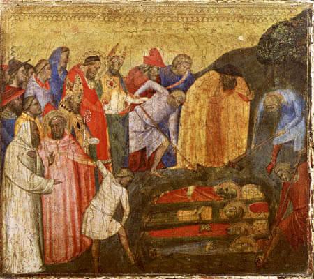 Auffindung des hl Stephanus