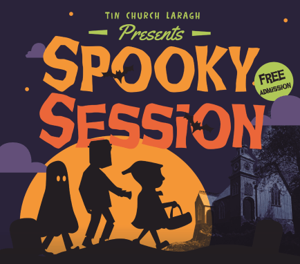 The Spooky Session