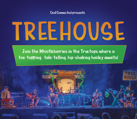 TREEHOUSE 360° (online music, 7+)