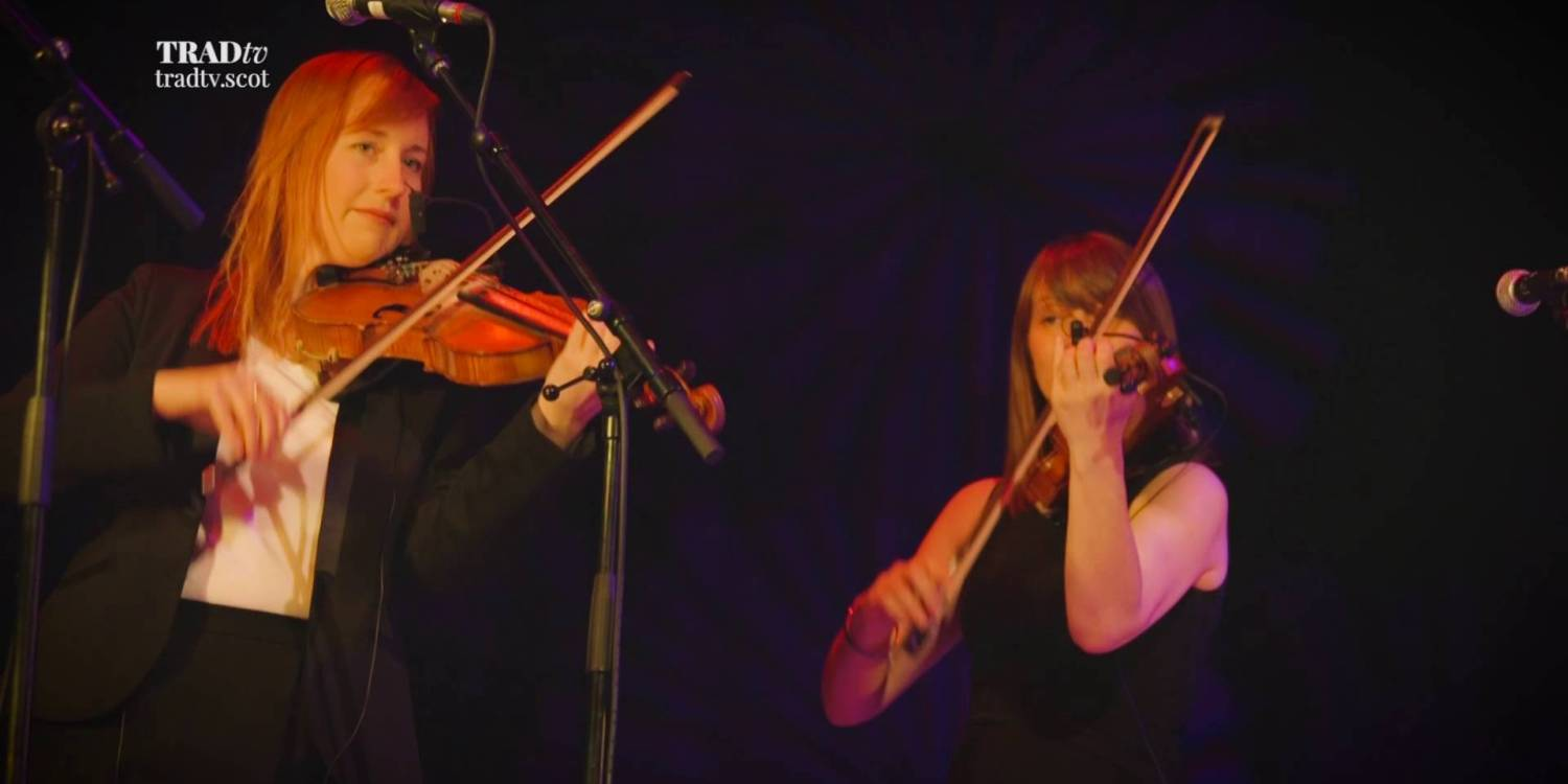 The Shee perform Troubles live at Celtic Connections 2016
