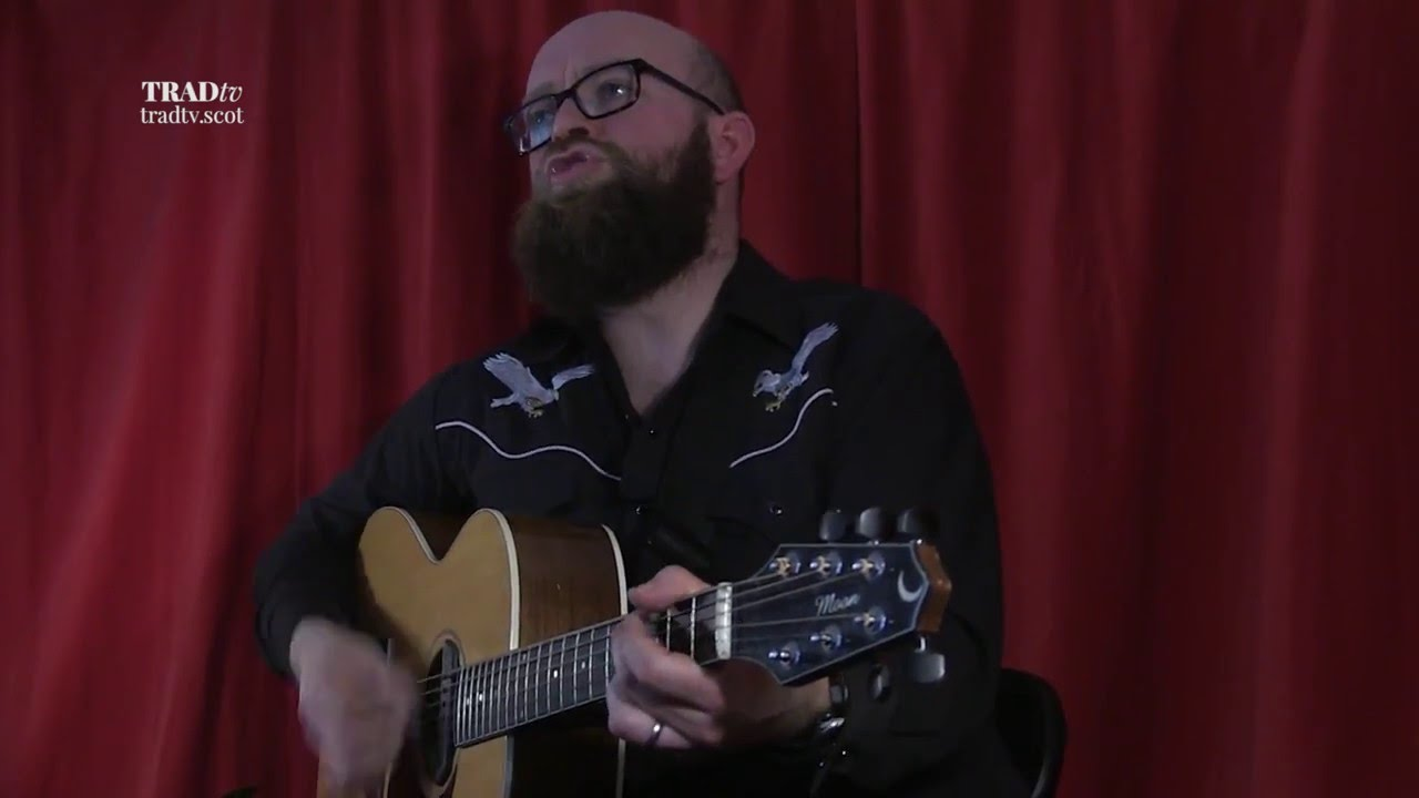 Findlay Napier performs Sweet Science