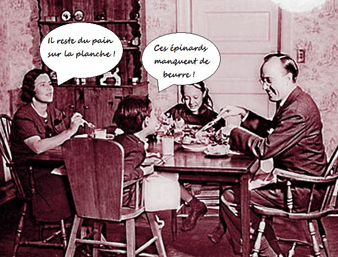 La gastronomie s'invite à la table des expressions idiomatiques !