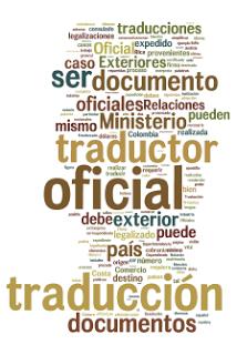 registro traductor e intérprete