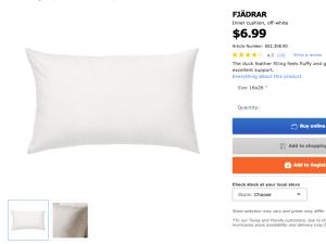 Qué significan los nombres de los productos de IKEA