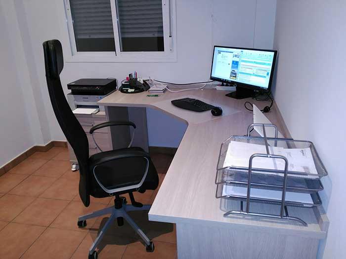 Oficina alumno
