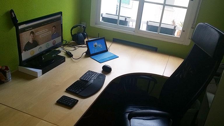 Oficina del traductor Pablo Muñoz