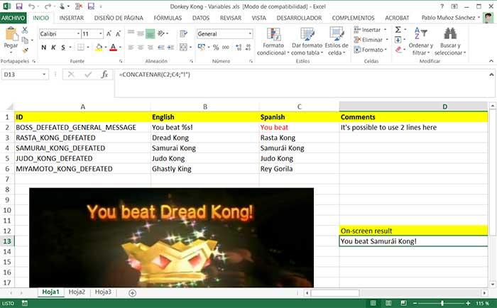 Excel permite hacer de todo