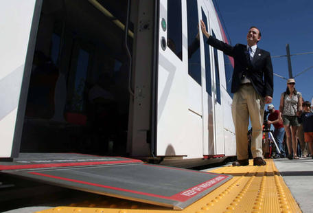 Following approval by the board of trustees, the Utah Transit Authority will move ahead with its second transit-oriented development to be located in West Jordan. Kristin Murphy, Deseret News