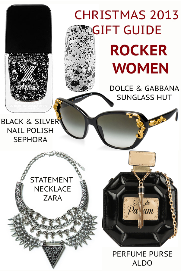 ROCKER WOMEN gift guide
