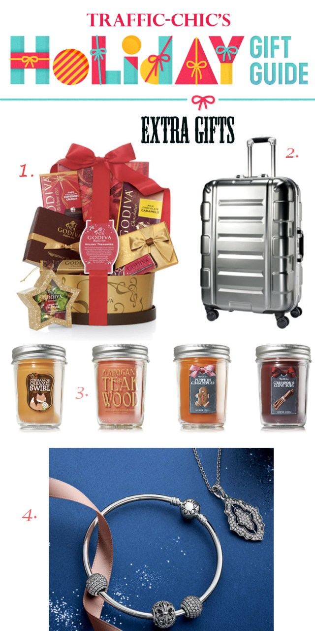 GIFT GUIDE EXTRA GIFTS