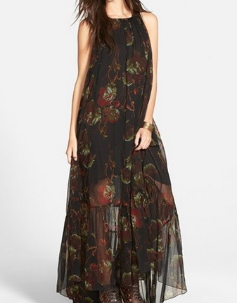 Free People 'Juno' Maxi Dress