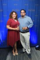 Tanya Ramos y Jorge Vives