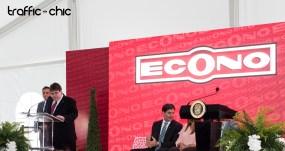 Juan R. Barreto, hijo, Presidente de la Junta de Directores de Supermercados Econo