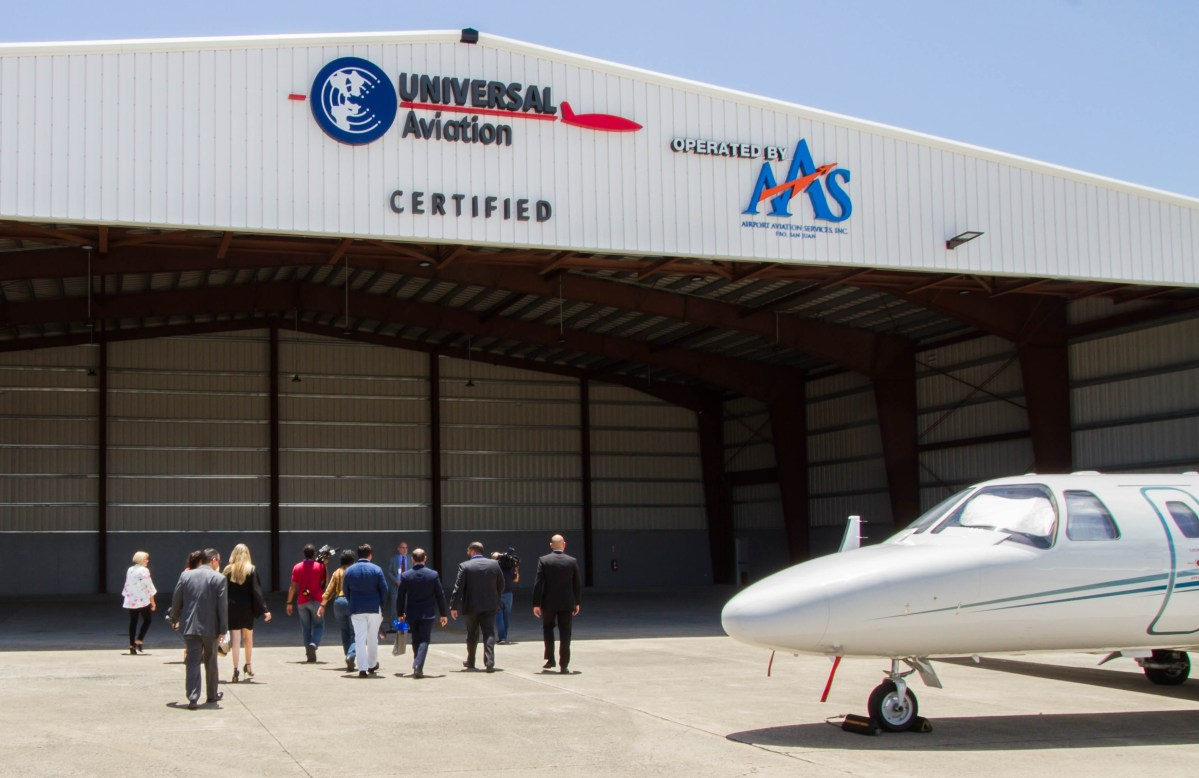 AIRPORT AVIATION SERVICES estrena nueva casa