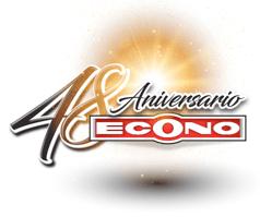 SUPERMERCADOS ECONO CELEBRA 48 AÑOSCON MÁS DE $200,000 EN PREMIOS