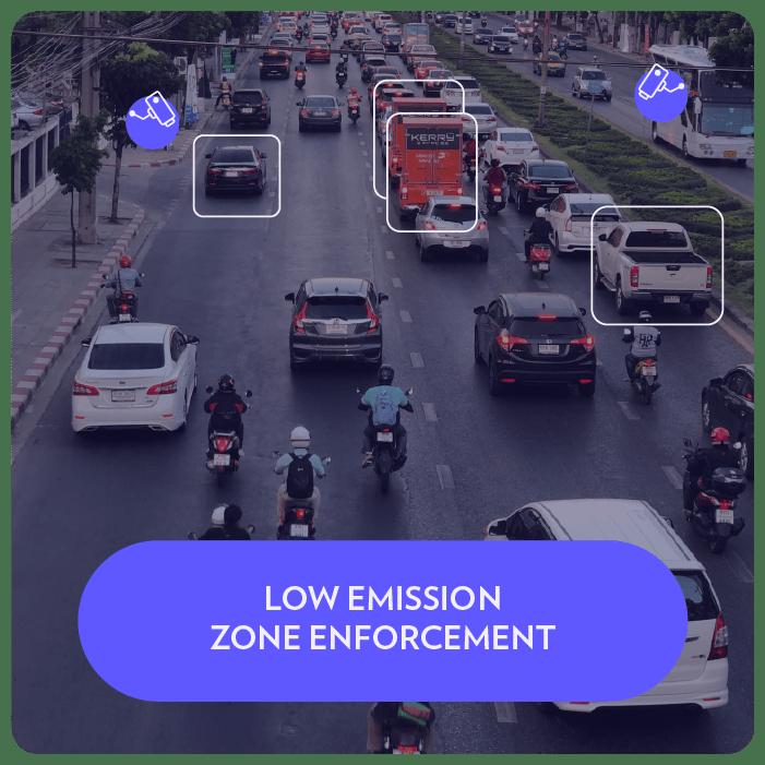 Fits. low emission zone enforcement