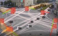 Подсчет автомобилей TrafficData Land