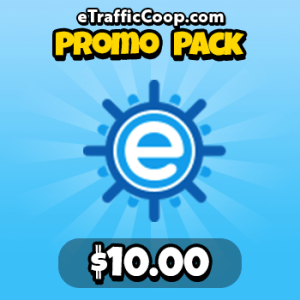 ETrafficCoop.com Promo Pack