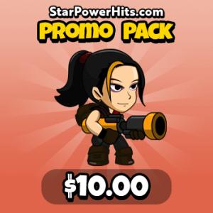 StarPowerHits.com Promo Pack