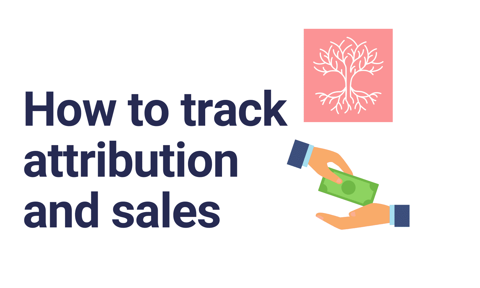 advertising attribution and sales