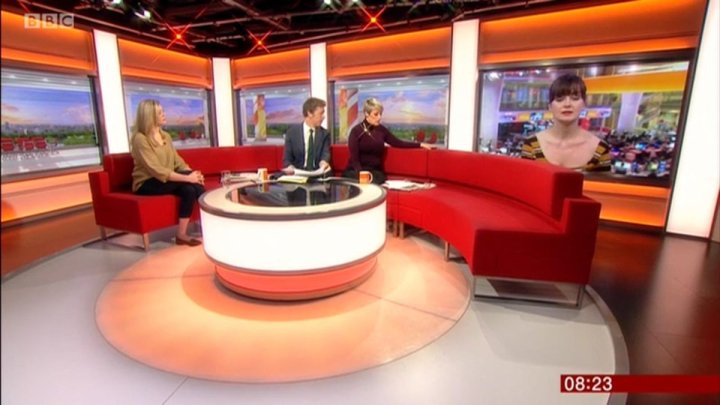 TRC features on BBC breakfast in support of Fern Champion