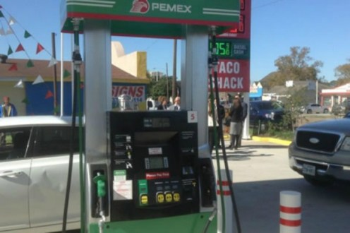 Pemex Houston