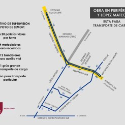 rutas transporte de carga