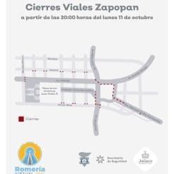 Anuncian operativo vial por La Romería 2021