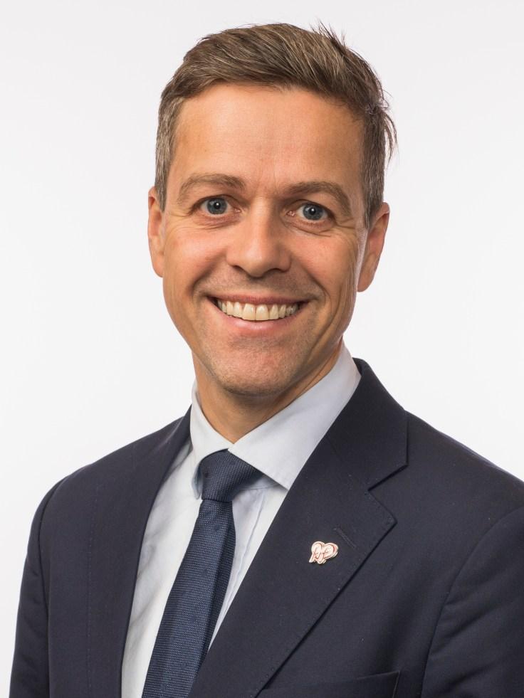 Knut Arild Hareide. Foto: Stortinget