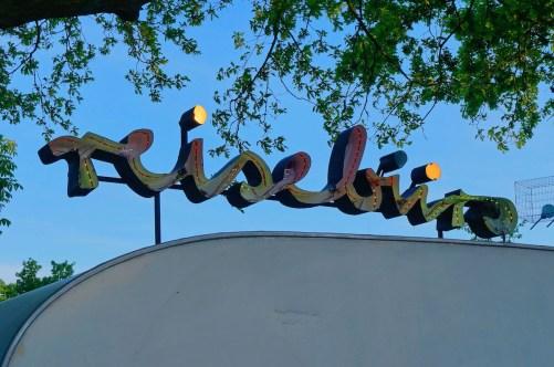 Fassadenrundgang. Foto: Antje Krispin