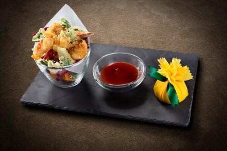 貝倫 - Lobster & Chips with Cognac Sauce