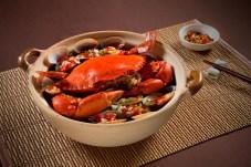 李家菜-香辣花甲蟹煲