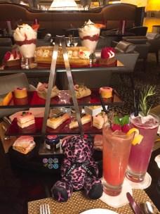 Conrad Pink Inspired 2016 Tea Set
