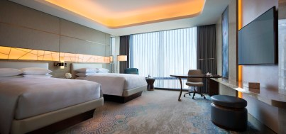 JW Marriott Hotel Macau - Deluxe Twin Room