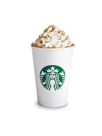 南瓜批鮮奶咖啡